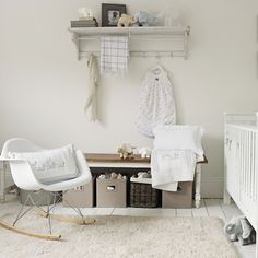 Buy Childrens Bedroom > Nursery > Baby Elephant Quilt & Cushion from The White Company