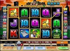 Chanserna att vinna är stor här! http://www.svenska-spelautomater-gratis.com/spel/money-mad-monkey-slotmaskiner #Spelautomater #Slotmaskiner #Moneymadmonkey #Spel
