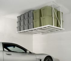 "96"" X 48"" Ceiling Storage Unit"