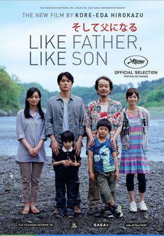 El director japonés Hirokazu Kore-eda emociona con su película sobre la paternidad en Cannes