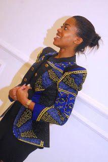 KaKKi: Chitenge Blazers/ Jackets