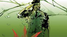 Metal Gear Solid 3: Snake Eater Papéis de Parede, Plano de Fundo