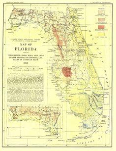 126 Best Maps images | Old maps, Antique maps, Florida