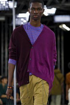 Lanvin Menswear Spring Summer 2018 Paris