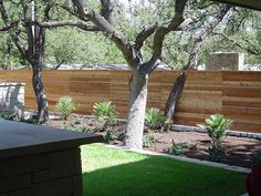 Custom Horizontal Residential Fence | Flickr - Photo Sharing!