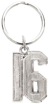 of 2016 Key Rings - Gold - High Profit & Prize Points!,Class of 2016 Key Rings - Gold - High Profit & Prize Points! Key Rings, Silver Rings, Graduation Gifts, Graduation 2016, Graduation Ideas, Color Wars, Class Of 2016, School Fundraisers, Star Pendant
