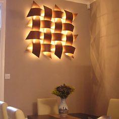 Weave Wall Lights