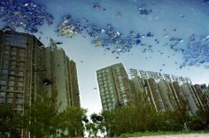 The Commercial Center: Urban Amber 2011  100x150cm, 60x90cm C-Print