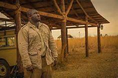 Nonso Anozie plays Abraham Kenyatta in the ZOO TV Series.