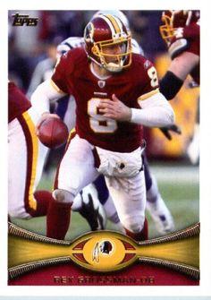 2012 Topps Football Card # 428 Rex Grossman - Washington Redskins (NFL Trading Card) by 2012 Topps. $1.95. 2012 Topps Football Card # 428 Rex Grossman - Washington Redskins (NFL Trading Card)