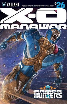 X-O Manowar #26 - Tail Tales (Issue)