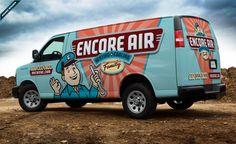 Fleet advertising and truck wrap design for this NJ chimney contractor. Van Design, Logo Design, Graphic Design, Vehicle Signage, Vehicle Branding, Logo Branding, Advertising Signs, Advertising Agency, Van Wrap