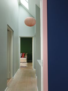 Find out about the Nordic Edit by British paint brain Farrow & Ball, a collection of paint colors that represent the Nordic region, corresponding to the landscape, design, and architecture.