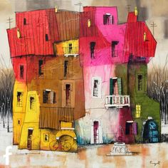 Paolo Fumagalli artista contemporaneo | fluidofiume galleria d'arte
