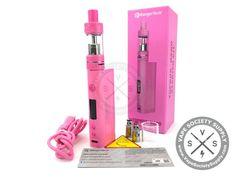 Pink TopBox 60W Nano Kit by Kangertech