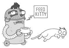 Books of Adam: I Need a Cat