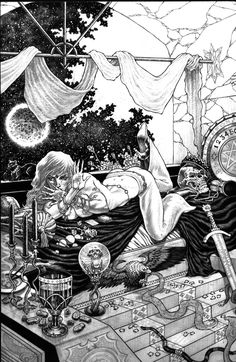 tim vigil Art | fc02.deviantart.net/fs71/i/2013/096/5/0/fortune_teller_2_by_dynapop ...