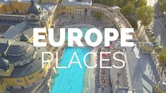 Although it is the worlds second smallest continent, Europe welcomes more than half of all the tourists worldwide. In fact, 7 of the 10 most visited Europe Tourism, Travel Europe, Europe Europe, Tatoo Travel, Solo Travel, Travel Usa, Voyage Europe, Places In Europe, Most Beautiful Cities