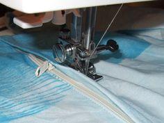 Povlak na polštář (Skrytý zip)