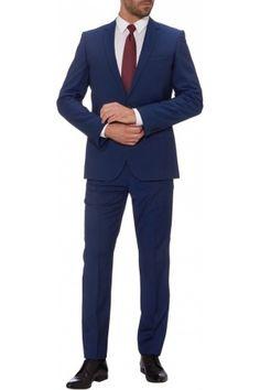 Heren kostuums - HUGO BOSS Amaro/Heise slim fit kostuum in