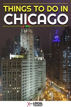There are SO many things to do in Chicago! Check out this comprehensive guide with attractions, museums, festivals, tours, and more in the heart of America. Usa Travel Guide, Travel Usa, Travel Guides, Travel Tips, Cool Places To Visit, Places To Go, Wisconsin, Michigan, Chicago Attractions