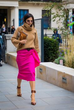 The SS18 London Fashion Week Street Style Scene Was Better Than NYFW — FashionFiles