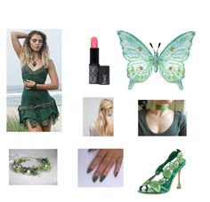 Designer Clothes, Shoes & Bags for Women Green Fairy, Manolo Blahnik, Shoe Bag, Polyvore, Stuff To Buy, Shopping, Collection, Design, Women