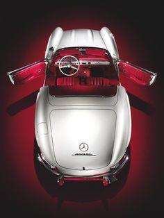 Mercedes Benz SL300