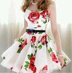Floral dress *.*