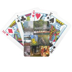 #Boston, MA   Playing Cards
