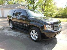 2008 #Chevrolet #Tahoe LT 4x2 4dr #SUV Cars - #Houston TX at Geebo
