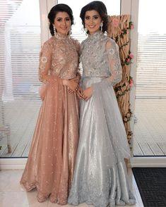 Asian Bridesmaid Dresses, Indian Bridesmaids, Pakistani Wedding Outfits, Pakistani Dresses Casual, Bridesmaid Outfit, Wedding Dresses For Girls, Pakistani Dress Design, Party Wear Dresses, Bridal Outfits