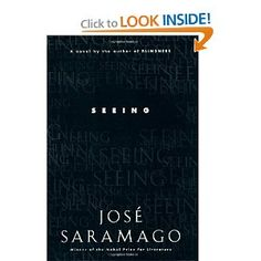 This book actually caused me more internal unrest than Saramago's Blindness, to which Seeing served as somewhat of a sequel.  It's a study in civics - the relationship between rulers and ruled, as well as each group among itself.  Too much of it was too close to home and the plausibility of the sinister felt imminent.  This is an important book, I definitely recommend it.