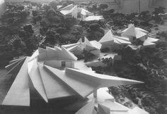 Diez residencias para artistas en El Pardo // Fernando Higueras 1960