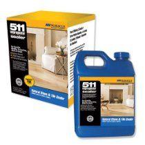 Miracle Sealants 511 4- Pack SG 511 Impregnator Penetrating Sealer Contractor Pack, 4-Quart