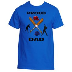 Baseball Dad| Ultra Cotton® Unisex T Shirt | Underground Statements
