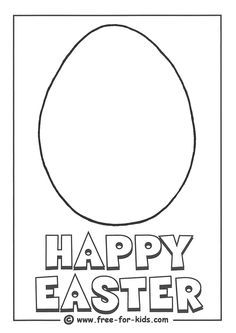 egg shape templates to print Google Search Easter Pinterest