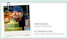 Duff Goldman
