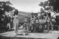 Hawkwind ........ now that's what I would call a general attraction!
