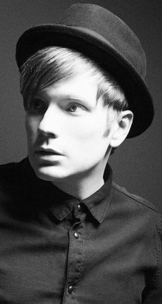 My sister looked at my computer screen and mentioned Patrick Stump. I pulled this photo up and she called him ugly, I grabbed her face and shook it. It needed to happen.