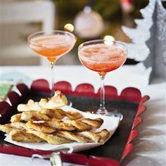 Parma ham twists Recipe | delicious. Magazine free recipes