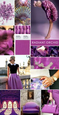 2014 PANTONE Color of the Year - Radiant Orchid! #KendraScott