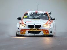5a24f3805e Andy Priaulx in the BTCC BMW of West Surrey Racing at Thruxton Motorsport  Centre general testing