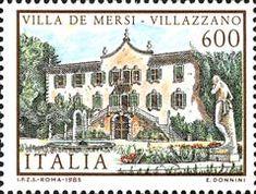 Villa de Mersi, a Villazzano