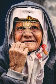 An old woman of Lukomir, Bosnia and Herzegovina. Methodically Muddled blog