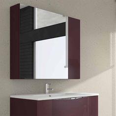Camerinos serie Noa; combina tu mueble de baño con un espejo camerino, moderno  y elegante, funcional y práctico a la vez, aprovecha y tendrás más espacio almacenamiento.