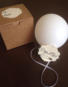 Will you be my bridesmaid? Pop the balloon to reveal your message