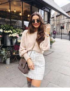 Perfect Spring Outfits to Wear Now Vol. Spring Outfits, Perfect Spring Outfits to Wear Now Vol. Paris Outfits, Mode Outfits, Girly Outfits, Classy Outfits, Stylish Outfits, Fancy Casual Outfits, Skirt Outfits, Maxi Dresses, Spring Outfit Women