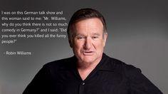 Robin Williams Germany