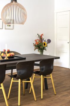 Eames, Dining Chairs, Table, Furniture, Home Decor, Design, De Stijl, Cornices, Lush